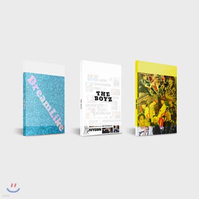 더보이즈 (The Boyz) - 미니앨범 4집 : DreamLike [DREAMLIKE + DAY + DIY / SET]