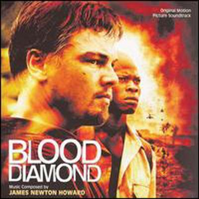O.S.T. - Blood Diamond (블러드 다이아몬드) (Score)(Soundtrack)(CD)
