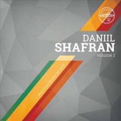 다닐 샤프란 1집 - 드뷔시 & 프랑크: 첼로 소나타 (Daniil Shafran Vol.1 - Debussy & Franck: Cello Sonatas) (180g)(LP) - Daniil Shafran