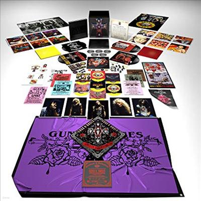 Guns N' Roses - Appetite For Destruction - Locked N' Loaded (Ltd. Ed)(7LP+4 CD+Blu-ray Audio+7 Singles 7' LP+USB)(Boxset)