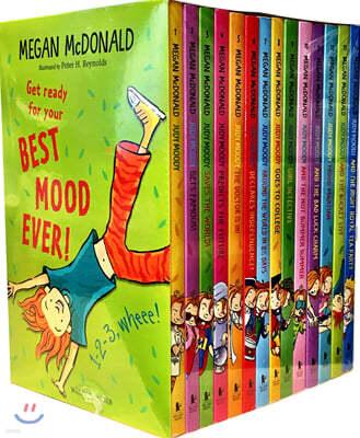 주디 무디 원서 14종 박스 세트 : Judy Moody 14 Books Box Set
