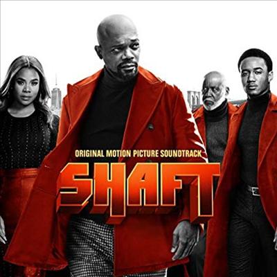 O.S.T. - Shaft (샤프트) (Soundtrack)(CD)
