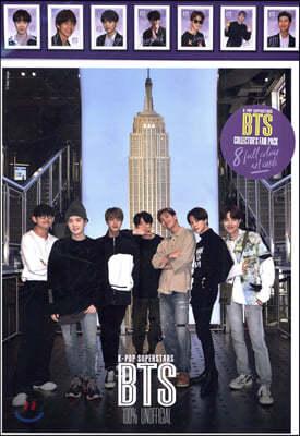 BTS : K-Pop Superstars : Special Art Cards (방탄소년단 스페셜 아트카드 8종 세트)