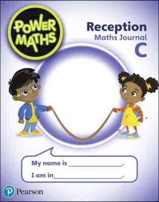 Power Maths Reception Pupil Journal C
