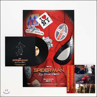 스파이더맨: 파 프롬 홈 영화음악 (Spider-Man: Far From Home OST) [LP]