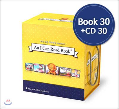 [I Can Read] 아이캔리드 MF단계 Full Set (Book 30 + CD 30)
