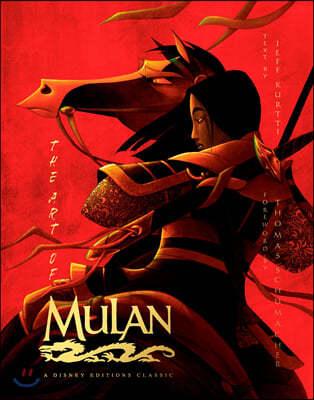 The Art of Mulan : A Disney Editions Classic : 디즈니 뮬란 아트북