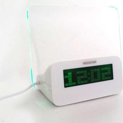 메모보드 USB 시계