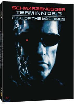 터미네이터 3: 라이즈 오브 더 머신 (1Disc 초도한정 아웃박스) : 블루레이
