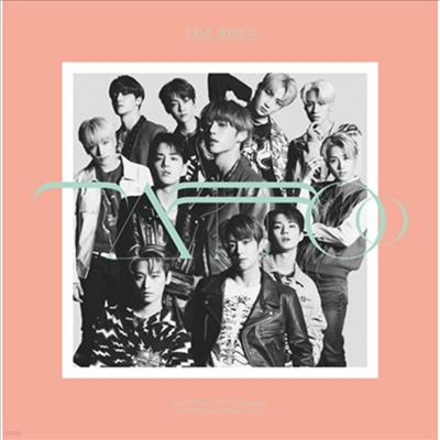 더 보이즈 (The Boyz) - Tattoo (CD+Photo Booklet) (Type A)(CD)