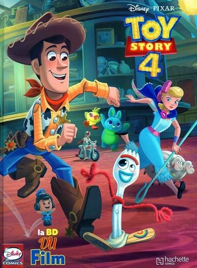 Toy Story 4 (BD du film)