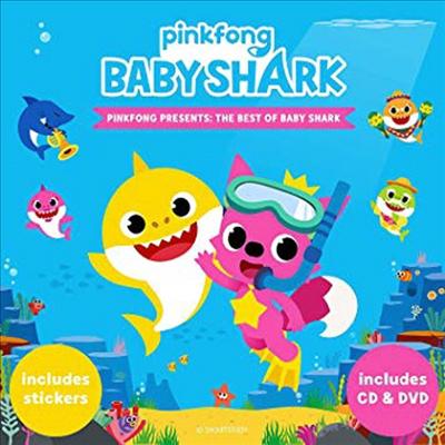 Pinkfong (핑크퐁) - Pinkfong Presents: Best Of Baby Shark (아기상어 모음집) (CD+DVD)