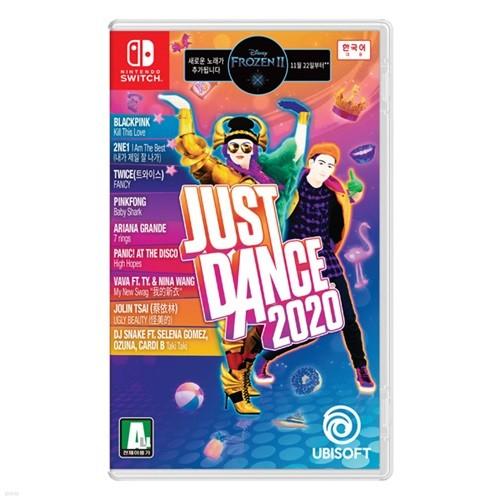 [스위치 타이틀]저스트 댄스 2020