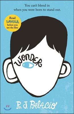 Wonder (영국판) : 줄리아 로버츠 주연 영화 '원더' 원작 소설