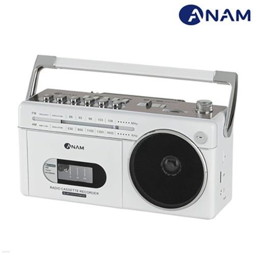 아남 PA-720BT 카세트 플레이어 AM FM 라디오 USB 블루투스 스피커 휴대용 레트로 아날로그감성