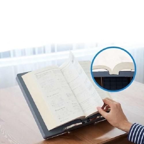 책이잘펴지는 휴대용 편한독서대  노트북거치대 책받침대 공시생필수품