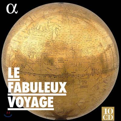 Cappella Mediterranea 세계의 음악 여행 박스 세트 (Le Fabuleux Voyage)