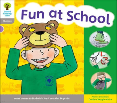 Oxford Reading Tree: Stage 1: Floppy's Phonics: Sounds and L