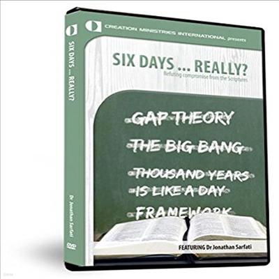 Six Days Really (식스 데이즈 리얼리)(지역코드1)(한글무자막)(DVD)