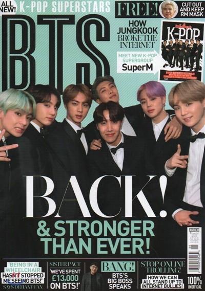 BTS : K-Pop Superstars Vol 5 (방탄소년단 스페셜)