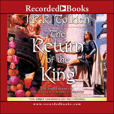 Lord of the Rings #3 : The Return of the King (Audio CD)
