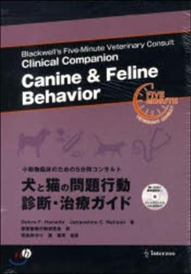 犬と猫の問題行動 診斷.治療ガイド
