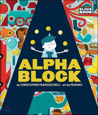 Alphablock