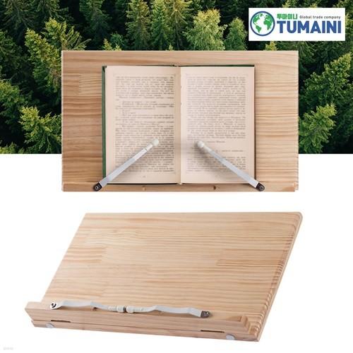 원목 소나무 학생 수험생 책 보조 받침 독서 대 P2