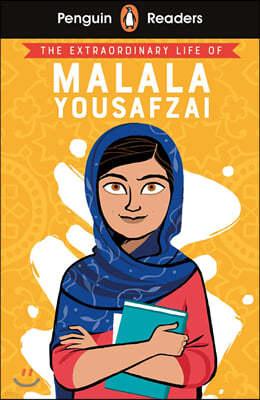 Penguin Readers Level 2: The Extraordinary Life of Malala Yousafzai