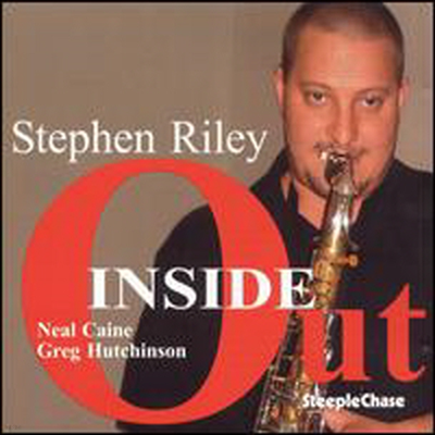 Stephen Riley - Inside Out (CD)