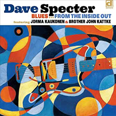 Dave Specter - Blues From The Inside Out (CD)