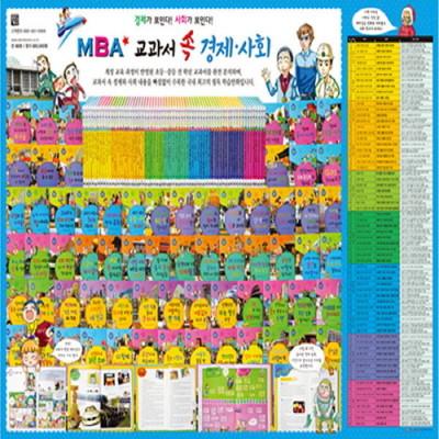 MBA 교과서 속 경제사회 (전66권)