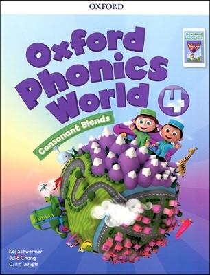 Oxford Phonics World 4 : Student Book