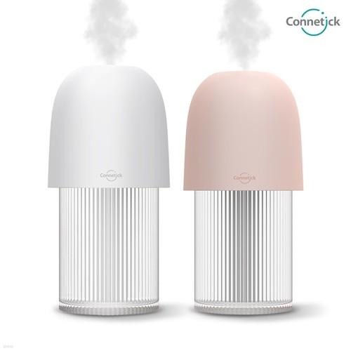 [커네틱] 미니 USB LED 무드등 저소음 가습기 마시멜로우