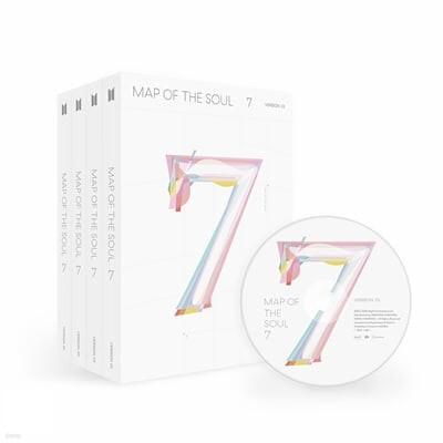 방탄소년단 (BTS) - BTS MAP OF THE SOUL : 7 [SET]