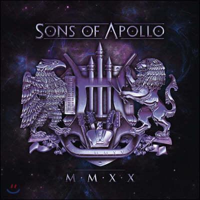 Sons Of Apollo (송 오브 아폴로) - 2집 Mmxx