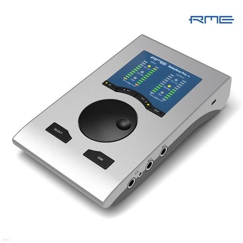 RME Babyface Pro FS 베이비페이스 프로 FS USB 오디오 인터페이스 전문 홈레코딩