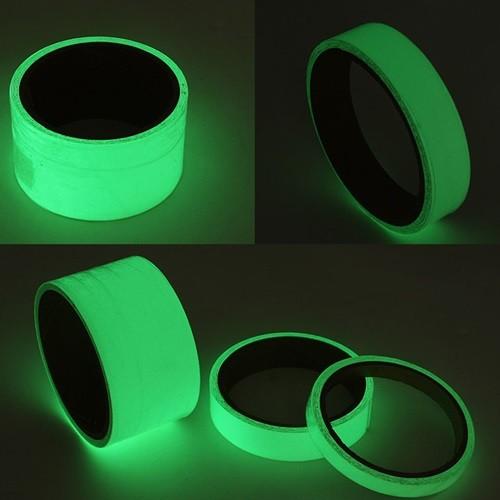 야간 빛 반사 야광 시트지 스티커 테이프 5cm (3m)