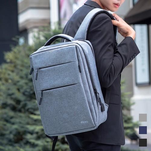 키코 비지니스 USB 노트북 테블릿 태블릿 PC 로운 백팩