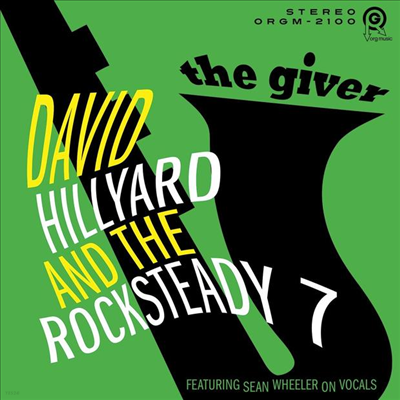 David Hillyard & The Rocksteady 7 - Giver (LP)