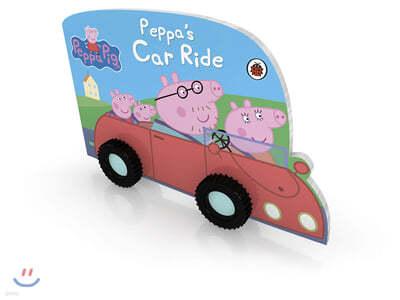 페파 피그 가족과 자동차 나들이 Peppa Pig: Peppa's Car Ride