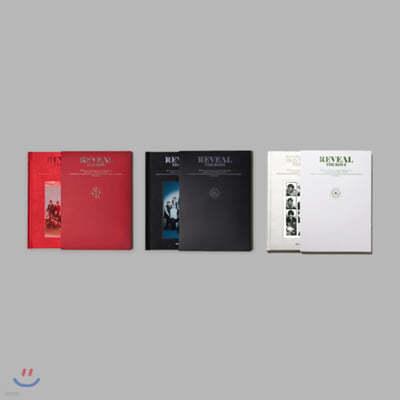 더보이즈 (The Boyz) 1집 - REVEAL (Boy/Moon/Wolf ver. 중 랜덤발송)