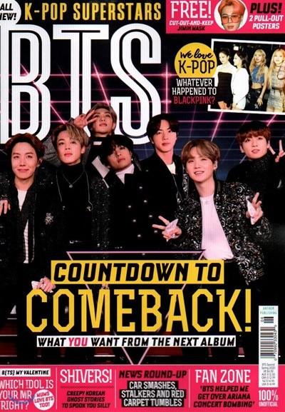 BTS : K-Pop Superstars Vol 6 (방탄소년단 스페셜)