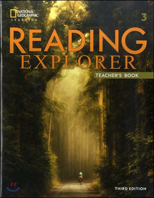 Reading Explorer 3 : Teacher's Book