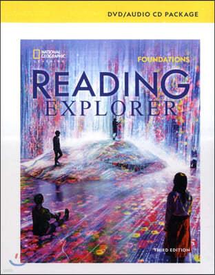 Reading Explorer Foundations : DVD + AUDIO CD