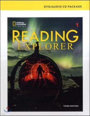 Reading Explorer 1 : DVD + AUDIO CD