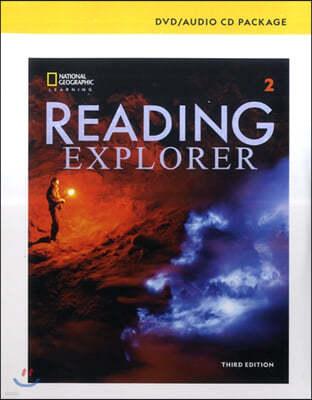 Reading Explorer 2 : DVD + AUDIO CD
