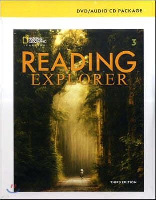 Reading Explorer 3 : DVD + AUDIO CD
