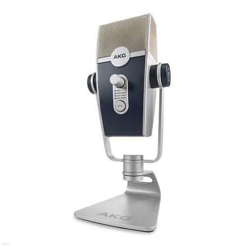 AKG LYRA 테크데이타 정품 /울트라 HD 멀티모드 USB 마이크