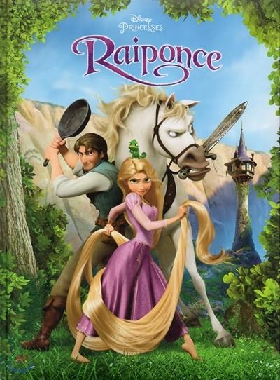 Raiponce (L'histoire du film)